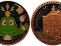 Coinfestival Melsungen 2015 Geocoin LE
