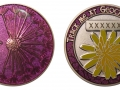 Dandelion - Something Fresh - Satin Silver - purple