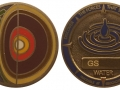 Four Elements Micro - Water Geocoin