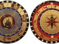 Mapamundi XXL Gold