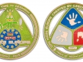 "GPS Maze Europe 2015 Mainz ""I Was There"" Special Edition Geocoin"