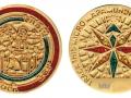 mircro Mapamundi gold